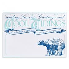 cool tidings polar design your own customized personalized
