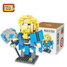 loz diamond blocks aliexpress buy loz diamond blocks dota 2 building blocks 3d