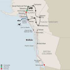Ketchikan Alaska Map by Alaska Travel Alaska Cruise Vacations Alaska Travel Packages