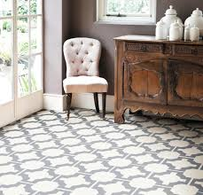 vinyl floors are back in style