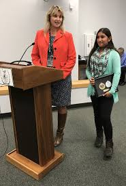 gms student designs christmas ornament for fundraiser news