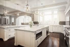 two kitchen islands emily jackson s perfectly calming grey white kitchen ivory