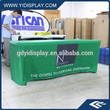 Custom Fitted Table Covers by Custom Fitted Trade Show Table Cover Buy Table Cover Strongdex
