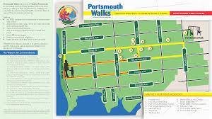 Map Of Norfolk Virginia by Walkable Communities Healthy Portsmouth Virginia