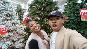our first christmas tree together vlogmas day 1 youtube