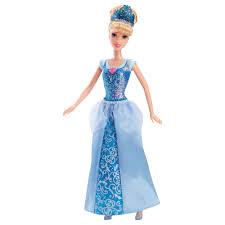 disney princess sparkling princess cinderella doll 12 00