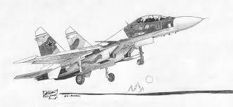 su 30mki russian fighter jet by redguard on deviantart