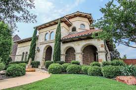 Luxury Homes In Frisco Tx by Custom Tuscan Style Home Texas Luxury Homes Mansions For Sale