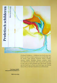 Prophecy Is For Edification Exhortation And Comfort Prophetic Painting