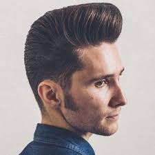 Pompadour Hairstyle Pictures Haircut   45 best pompadour hairstyles and haircuts images on pinterest