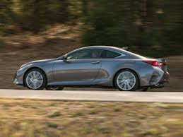 lexus rc 300 f sport review new 2016 lexus rc 300 price photos reviews safety ratings