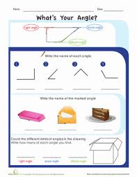 what u0027s your angle worksheet education com