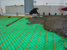 Basement Floor Insulation Crete Heat Insulated Floor Panel Systems