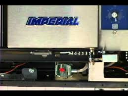 Imperial Convection Oven Video Youtube