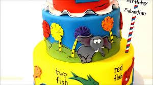 dr seuss birthday cakes dr seuss theme cake design