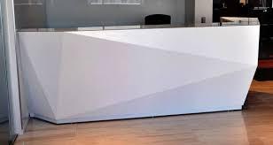Ada Compliant Reception Desk Kirigami Reception Desk Ada Compliant Each Facet Fitted