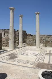 floor plan of a roman villa the roman domus article ancient history encyclopedia
