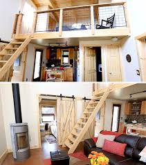 One Floor Tiny House 1000 Images About Tiny Houses On Pinterest Small Houses Small