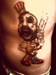 spaulding house of 1000 corpses tattoo