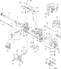 clamp brackets manual tilt mercury oem parts iboats com