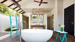 Pool Bathroom Blue Odyssey Maldives Amari Havodda Maldives