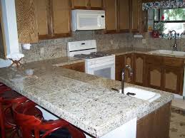 Bring The New Atmosphere With Tile Countertop Ideas The Latest - Backsplash tile ideas for granite countertops