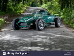 fake ferrari vanwall sports car unique 2 seater recreated classic fitted with