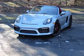 porsche boxster body kit 2016 porsche boxster spyder stock p152426 for sale near vienna
