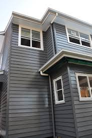 it u0027s a new house weatherboard exterior dulux mt eden window
