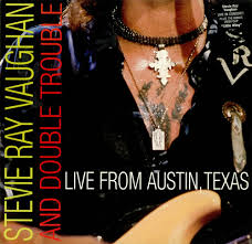 stevie vaughan live from digital guitar player