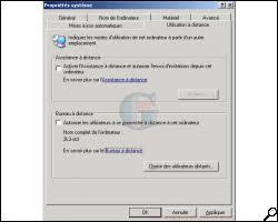 connexion bureau à distance windows xp changer le port d écoute du bureau à distance trucs astuces et