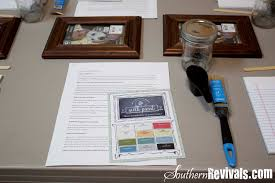 my first ever milk paint class a teaching revival southern