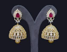 buttalu earrings 9 stunning buttalu designs south india and indian