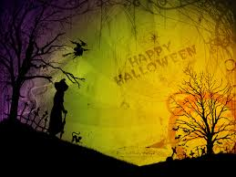 green and purple halloween background halloween wallpapers 15 pictures