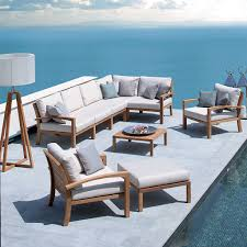 Modern Teak Outdoor Furniture by Royal Botania Luxury Garden Furniture Premium Quality Relaxation