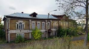 wood houses dacha house in russia