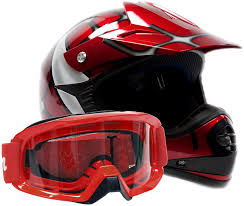 motocross helmets kids amazon com youth offroad gear combo helmet u0026 goggles dot