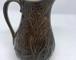 Denby Vase Pottery Denby Etsy