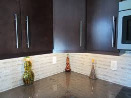 Large Tile Kitchen Backsplash Bamboo Backsplash Porcelain Tile Oyster Eaece Tikspor