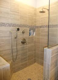 Bathroom Walk In Shower Best 10 Shower No Doors Ideas On Pinterest Bathroom Showers Within
