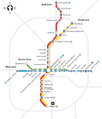 Atlanta International Airport Map by Transportation Nation Back Of The Bus Race Mass Transit And