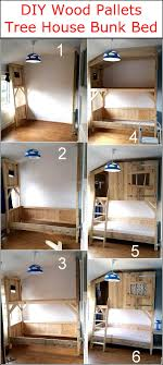 Pallet Bunk Beds Apartments Treehouse Bunk Bed Treehouse Bunk Bed Uk Treehouse