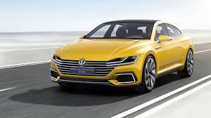 volkswagen coupe volkswagen sport coupé concept gte