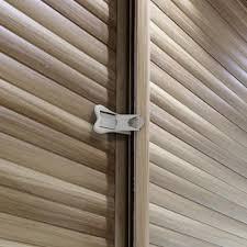 Closet Sliding Door Lock Sure Basics Sliding Door Lock For Closet Windows Patio White 2 Pac