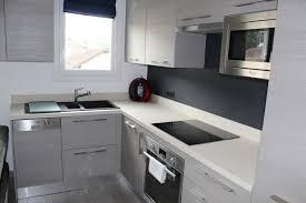 cuisine d appartement modele cuisine appartement cuisine en image