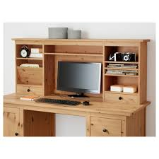 Ikea Computer Desk With Hutch by Hemnes Add On Unit For Desk Black Brown 59 7 8x24 3 4