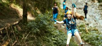 rafting and zipline packages and trips ava rafting