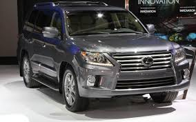 lexus lx acceleration lexus lx 570 2012 auto images and specification