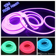 Outdoor Led Light Strips 10m 220v 110v Rgb Flexible Tube Light Strip 5050 Smd Ip67 Outdoor