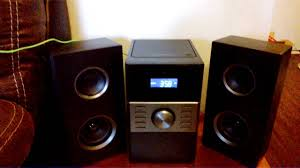 durabrand home theater system gpx home music system demonstration youtube